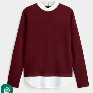 Mandarin collared shirt 💥LOWEST PRICE